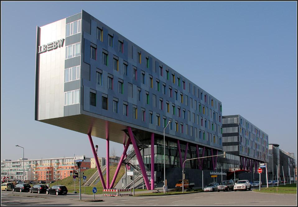 Architekten Karlsruhe bankgebäude der lb bw in karlsruhe architekten wilford schupp