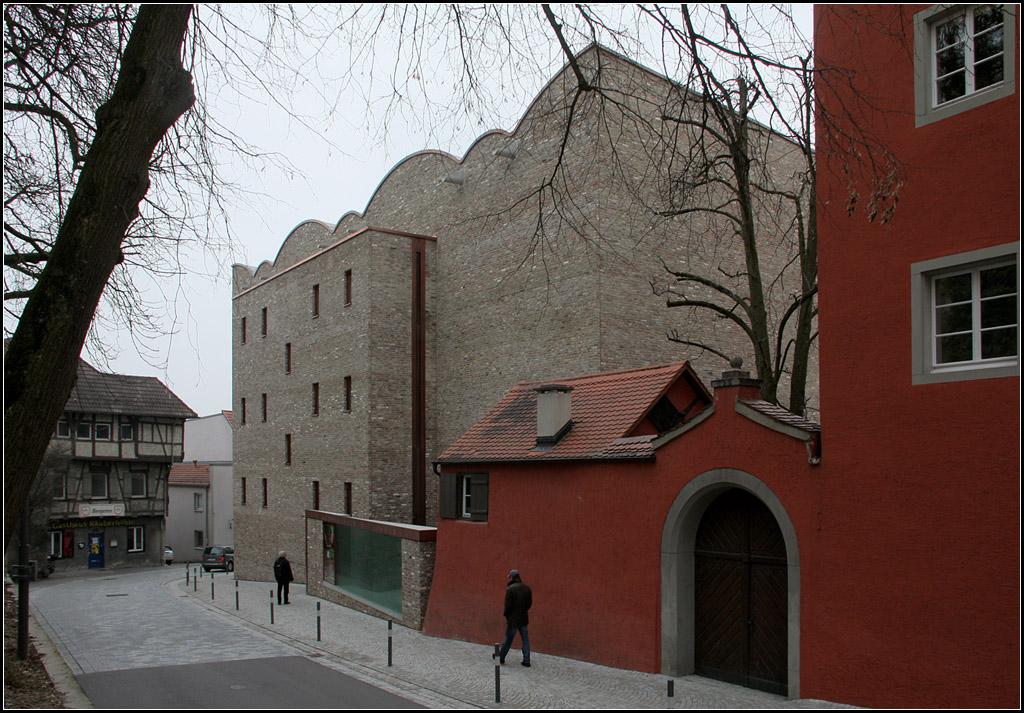 kunstmuseum ravensburg das weltweit erste museum in passivhaus bauweise wurde im m rz 2. Black Bedroom Furniture Sets. Home Design Ideas