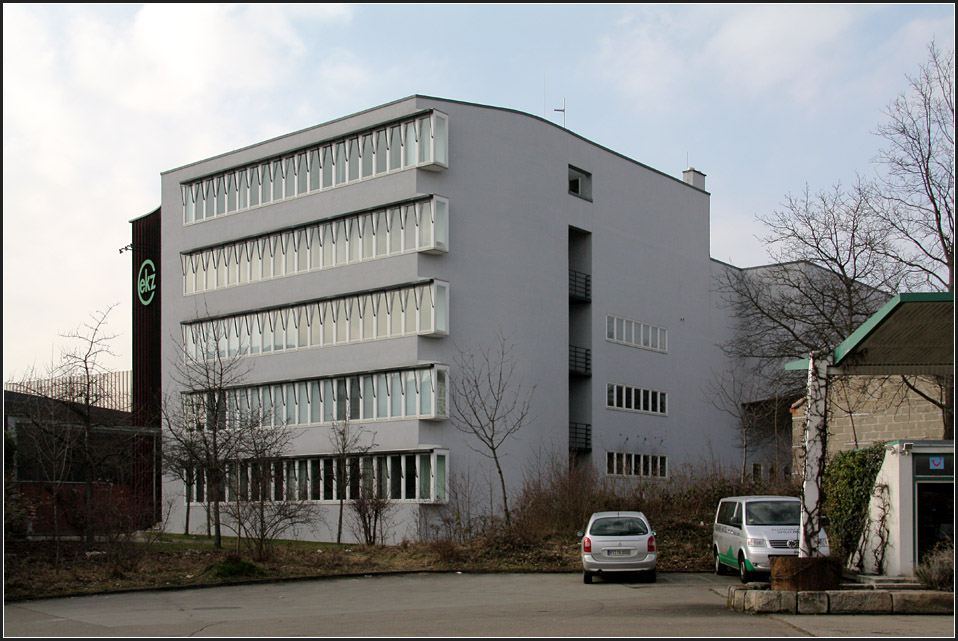 Architekten Reutlingen lagerhalle und bürohaus in reutlingen architekten lederer