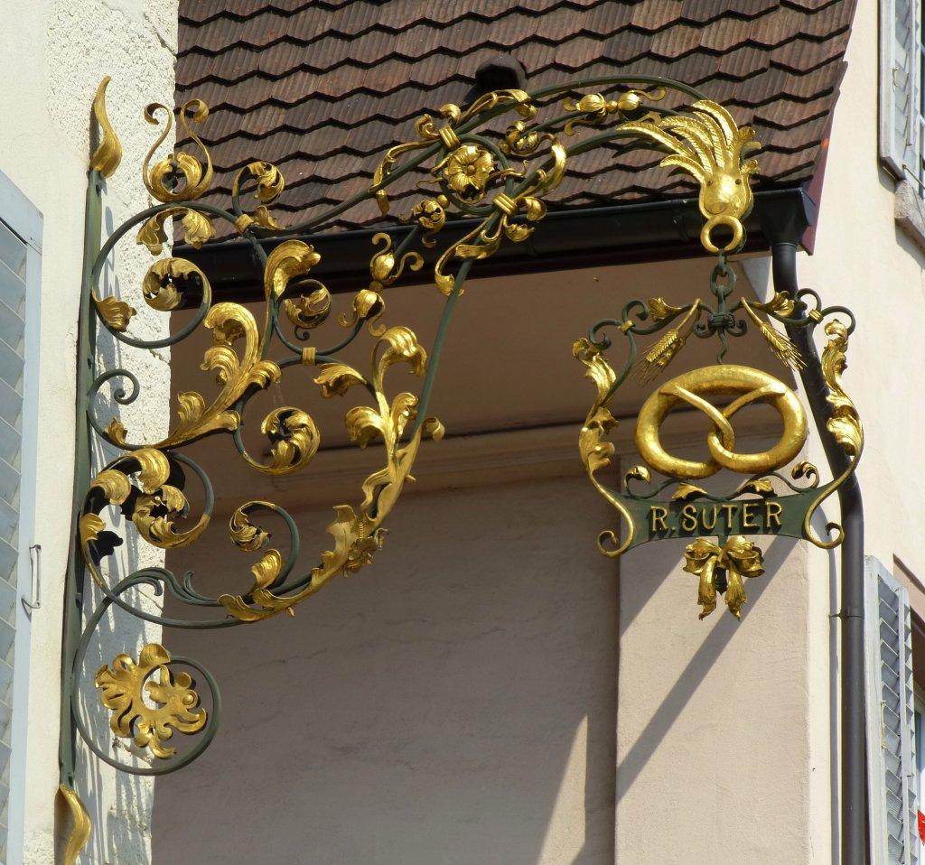 Bad Zurzach, Zum Reiter, Juli 2013