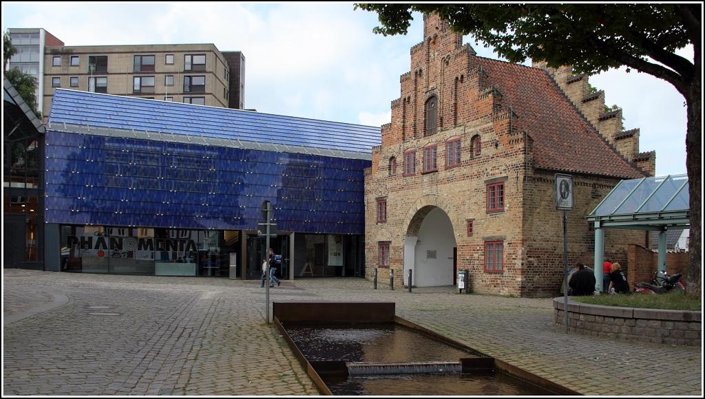 Das schifffahrtsmuseum in flensburg zeigt eine sehenswerte ausstellung nicht nur zur - Architektur flensburg ...