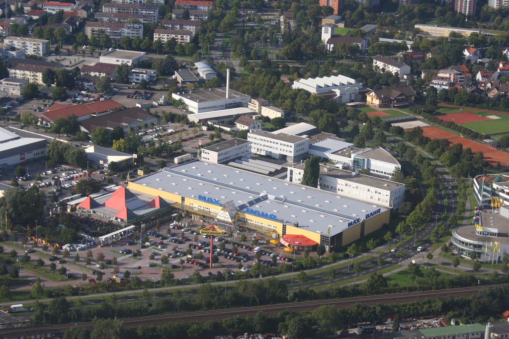 Große Firmen Karlsruhe