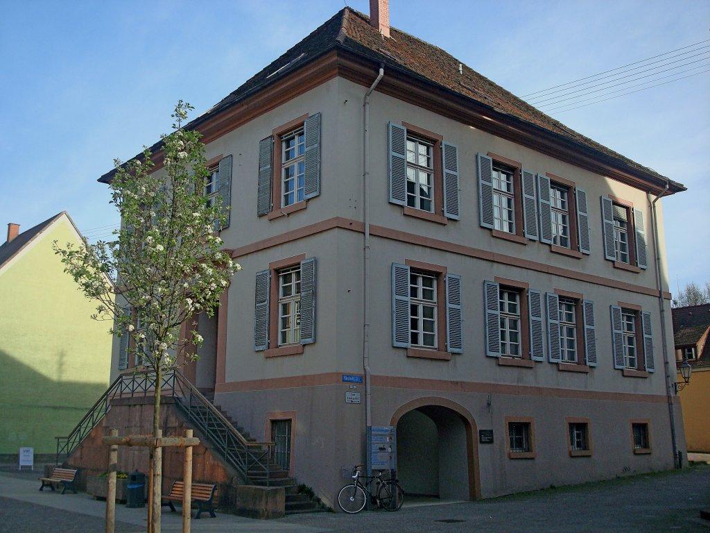Das Evangelische Pfarrhaus
