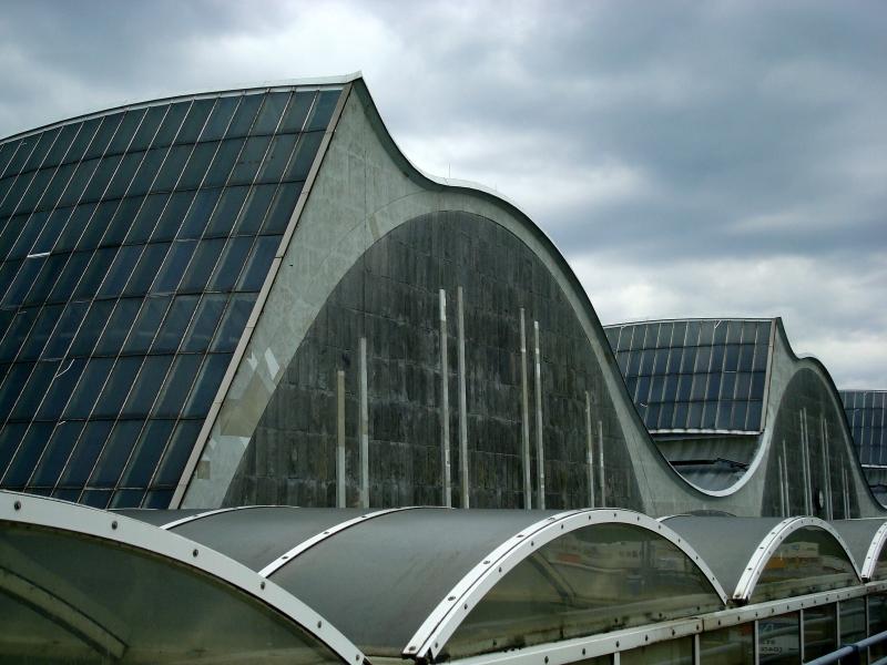 Architekten In Hamburg es gibt auch schöne architektur der 50er jahre großmarkthallen in