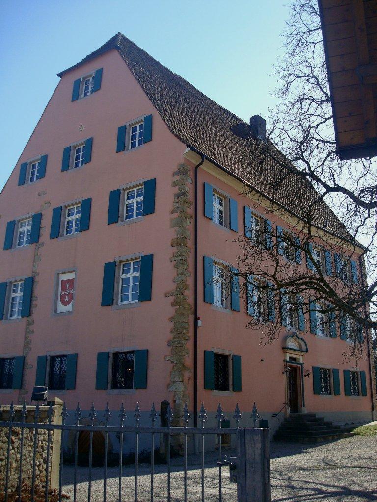 eschbach im markgr flerland das eschbacher castell ein adelsitz aus dem 15 jahrhundert m rz. Black Bedroom Furniture Sets. Home Design Ideas