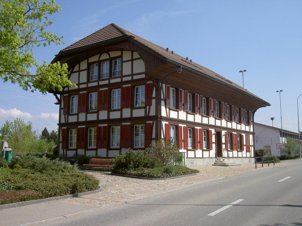 b tterkingen ref kirche erbaut 1664 von abraham i d nz berner mittelland. Black Bedroom Furniture Sets. Home Design Ideas