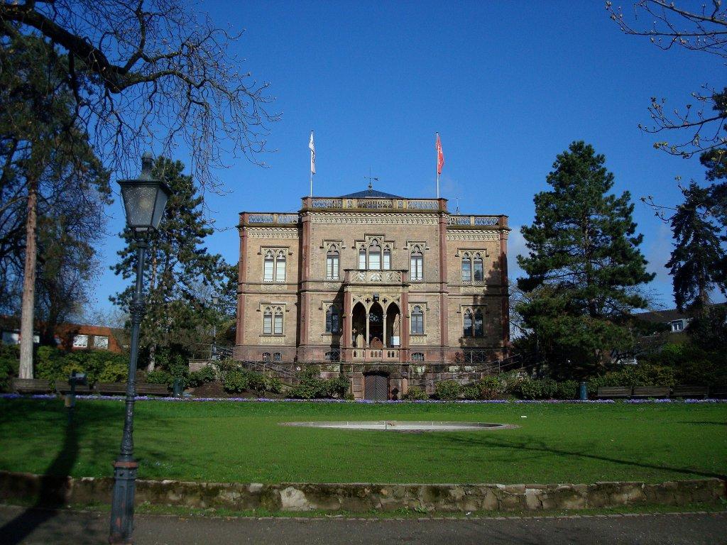 Freiburg Villa freiburg im breisgau das colombi schlößchen eine herrschaftliche