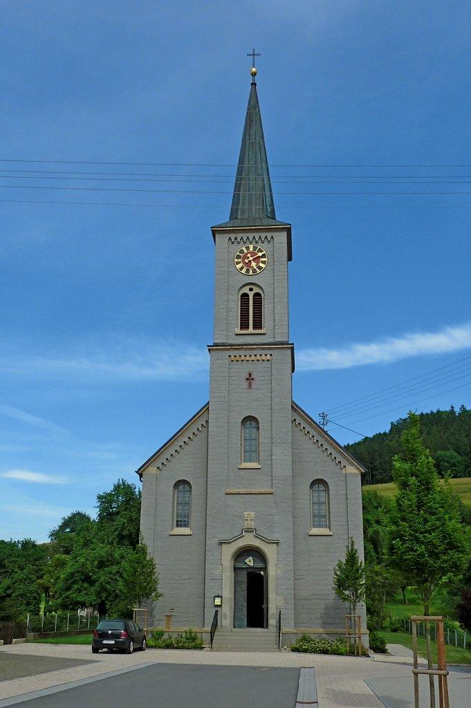 Kirche Fürstenberg