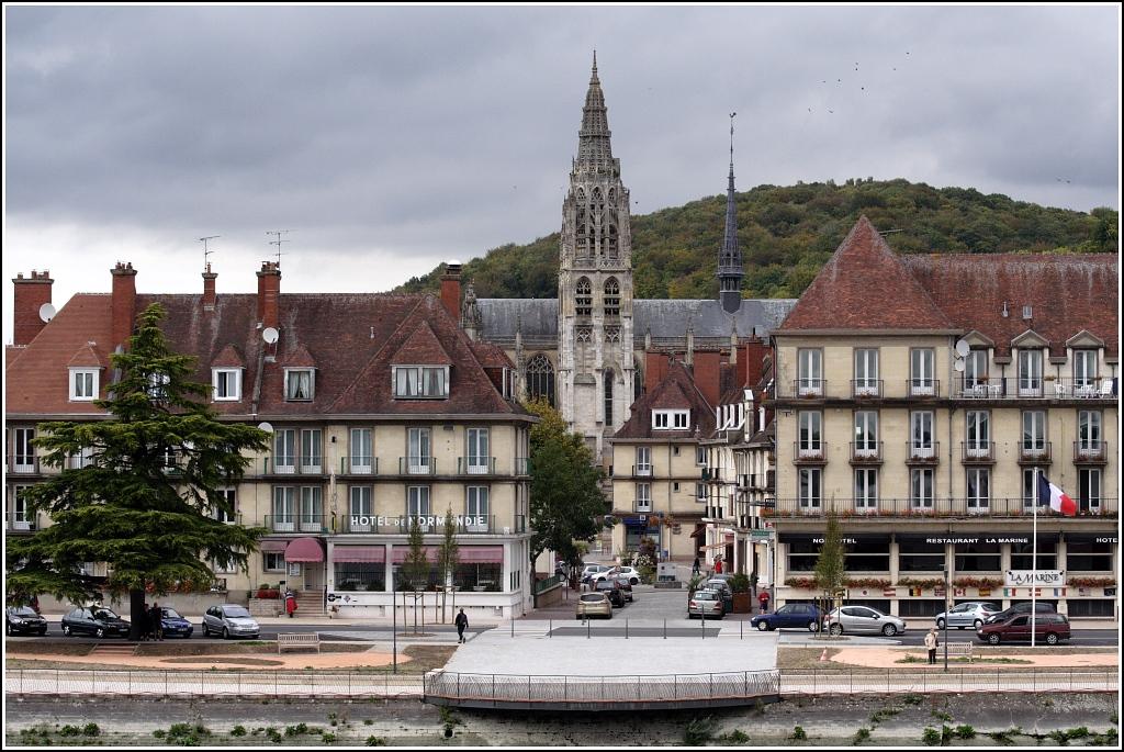 Hotel De Ville Caudebec En Caux