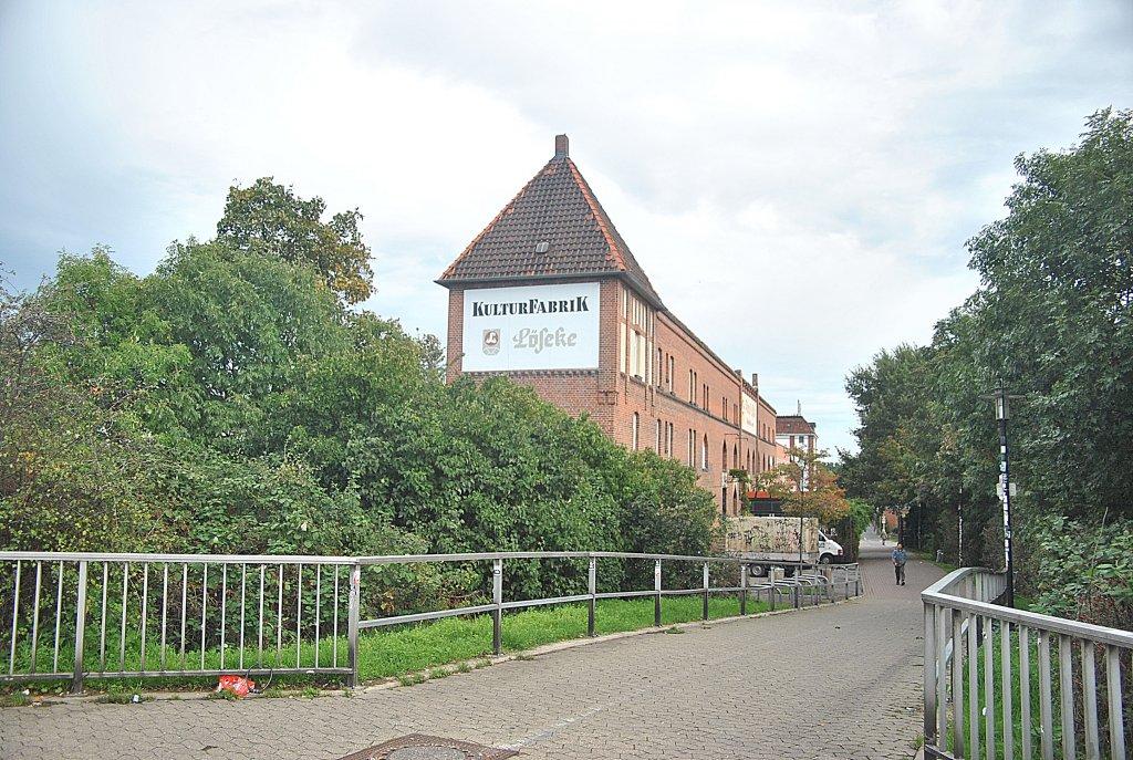 Alfeld Leine St Nikolai Kirche am Kirchplatz erbaut