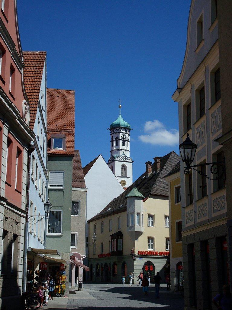 amendingen kath st ulrich kirche erbaut von 1752 bis 1755 durch die kartause buxheim. Black Bedroom Furniture Sets. Home Design Ideas