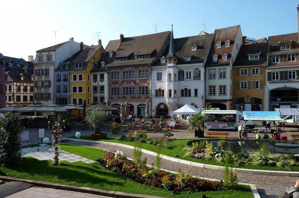 Mulhouse Frankreich mülhausen mulhouse fotos 2 staedte fotos de