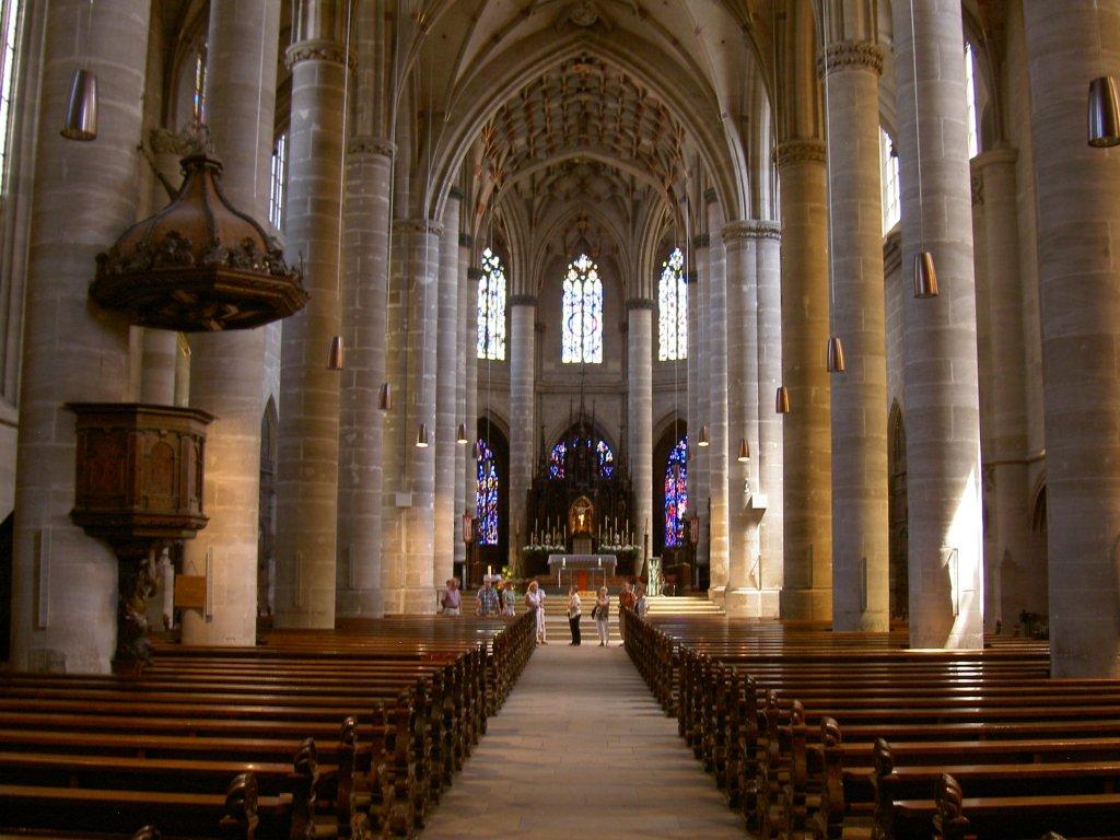 Heilig Kreuz Münster Schwäbisch Gmünd Gottesdienste