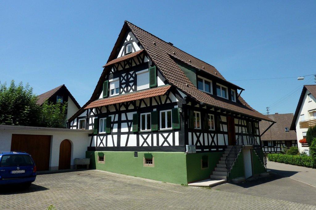 Fachwerkhaus in dausenau a d lahn staedte for Fachwerkbauten deutschland