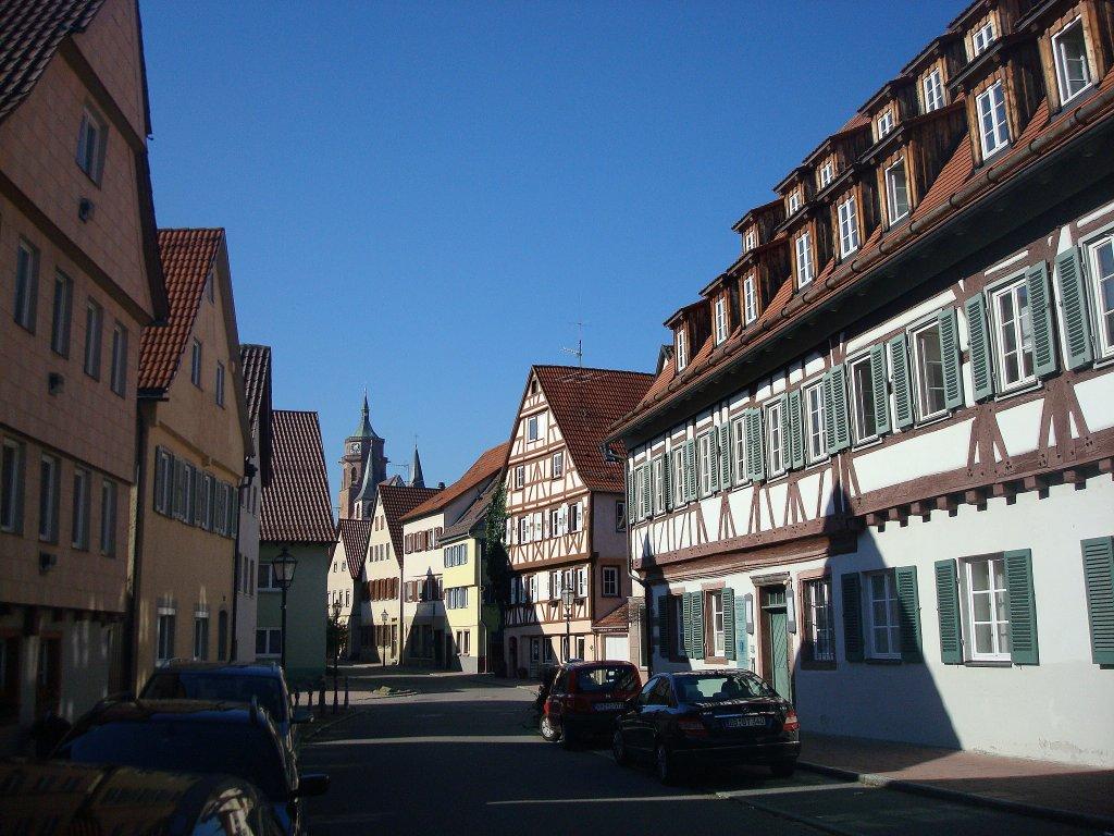 Oberkirch in der ortenau dieser sch ne fachwerkbau von for Fachwerkbauten deutschland
