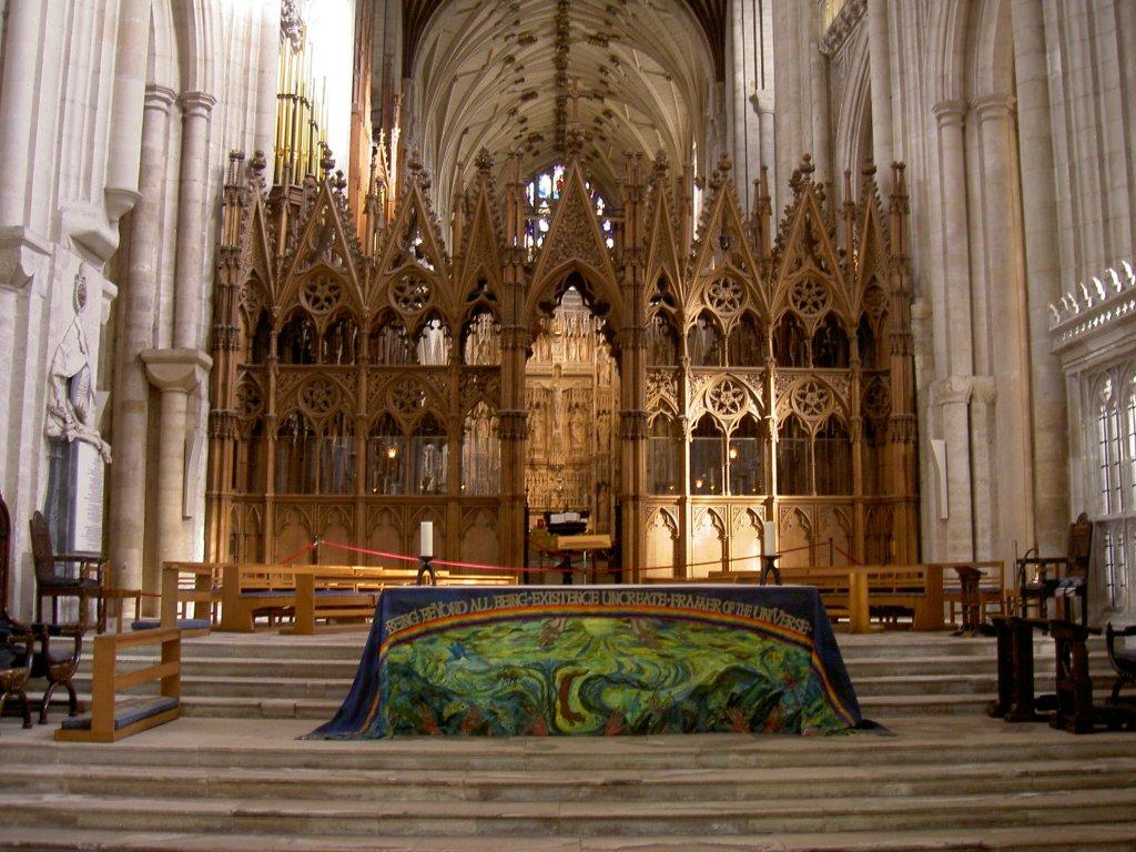 Kathedrale Von Winchester