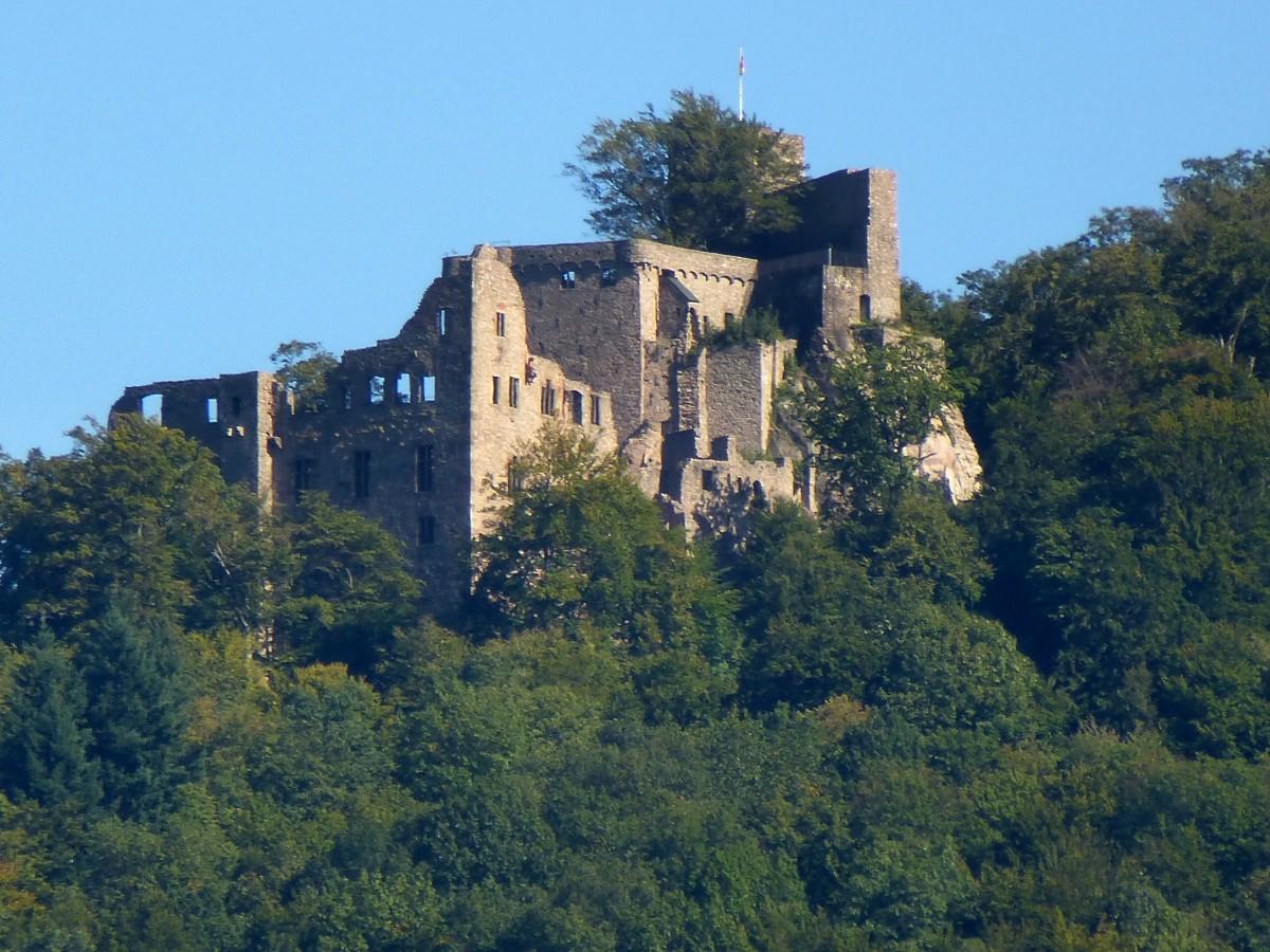 Burgruine Baden Baden