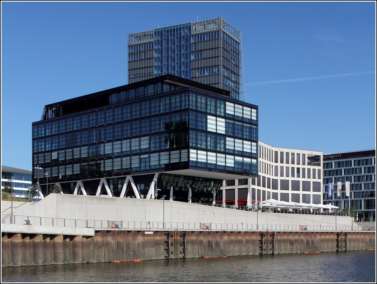 bremen moderne bauten am weser terminal. Black Bedroom Furniture Sets. Home Design Ideas
