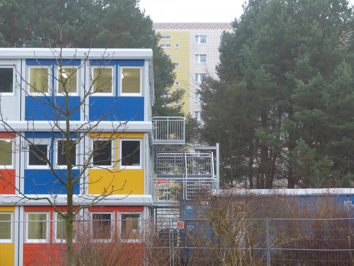 flüchtlingsheim berlin mitte
