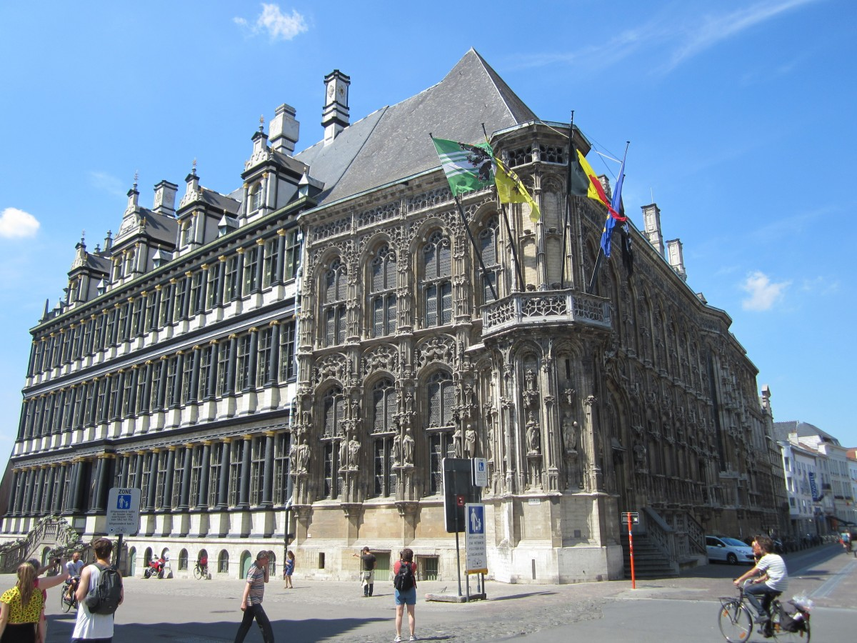 Gent Rathaus