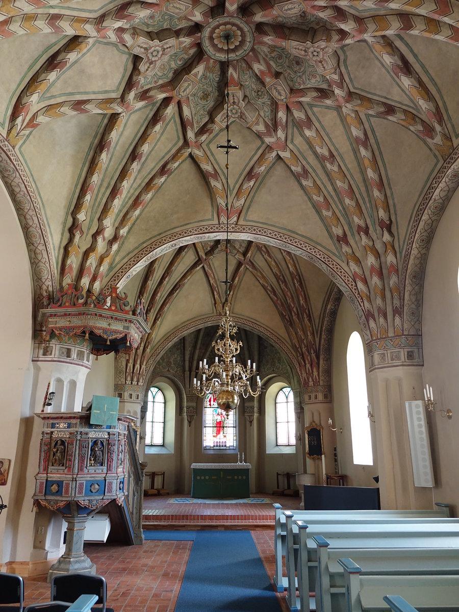 Kirche Kanzel