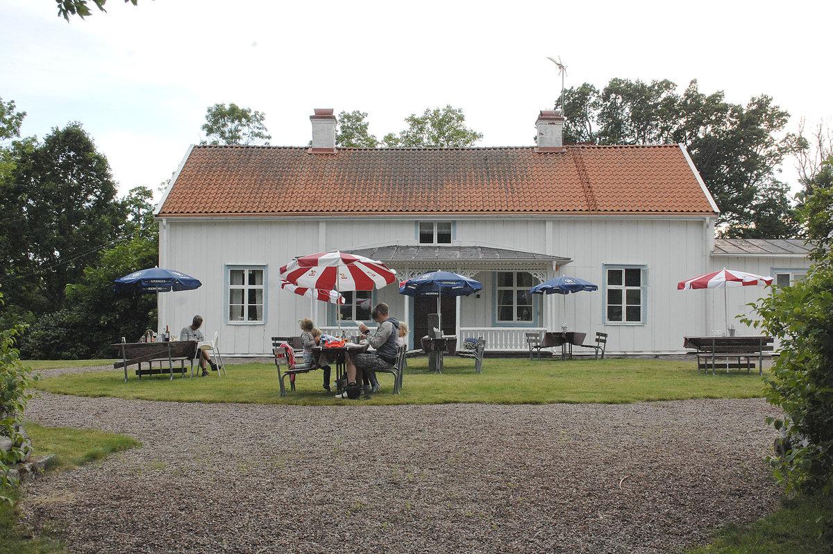 restaurant mossebo g sthem in der n he von l nneberga in schweden bekann staedte. Black Bedroom Furniture Sets. Home Design Ideas