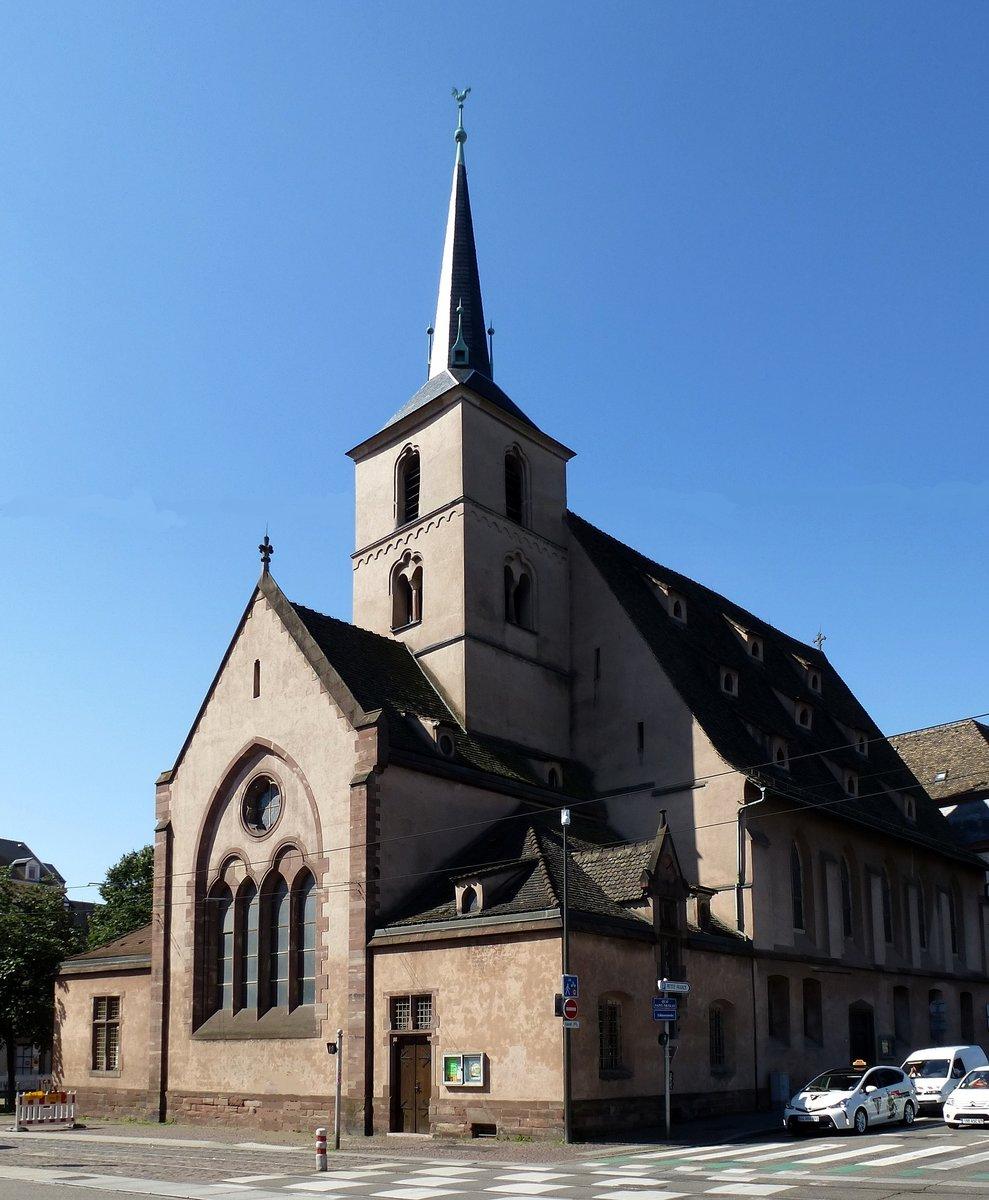 Kirche Straßburg