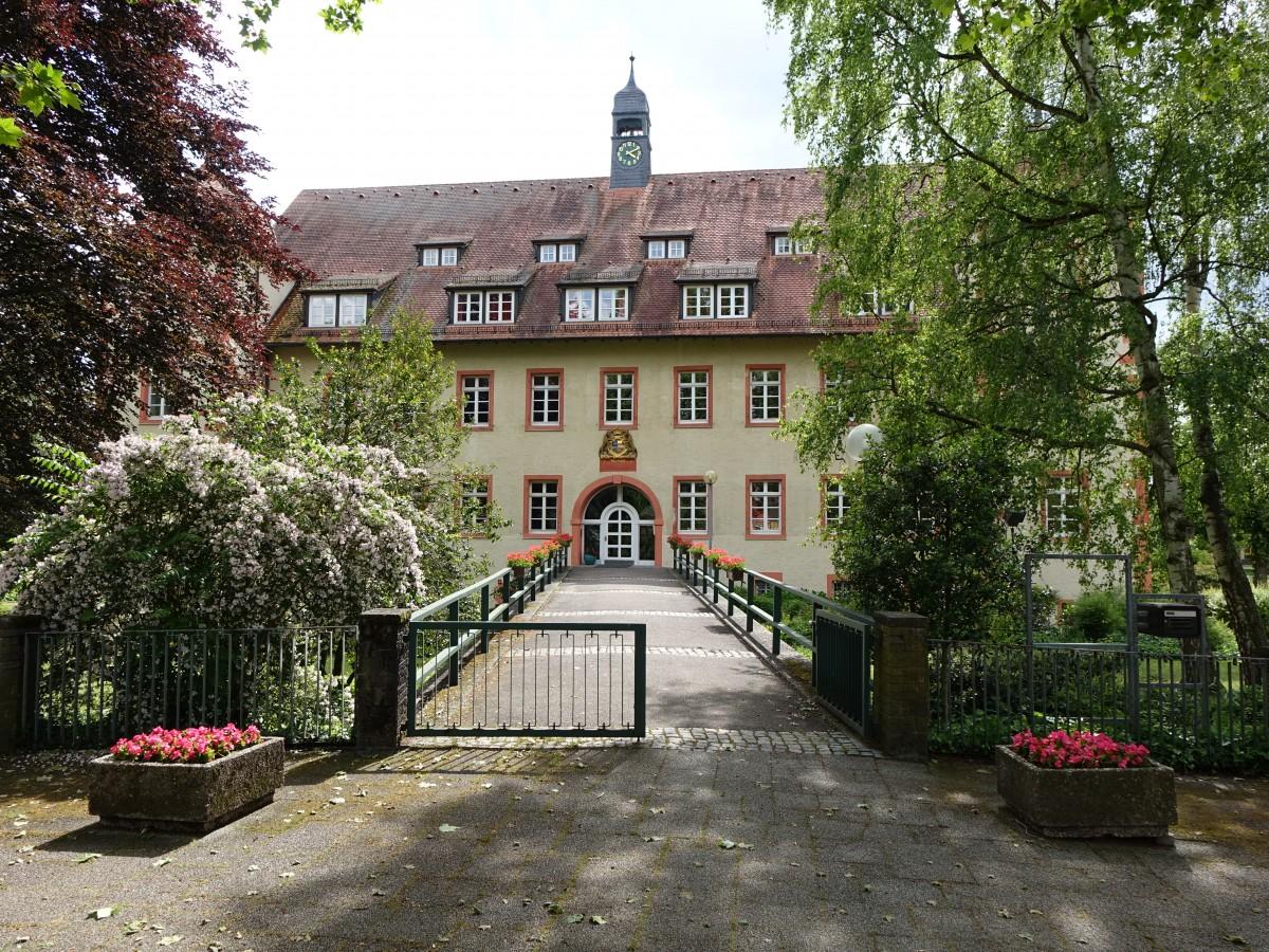Enkelt reiser Karlsruhe