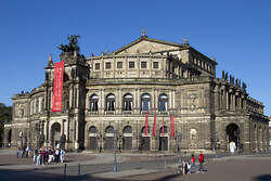 Semperoper, Dresden, 01.10.2011