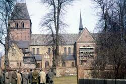 Dom, Ratzeburg, April 1964