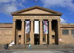 Sydney - Art Gallery of New South Wales - Kunstmuseum.
