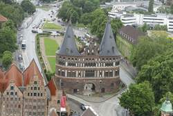 Holstentor, Lübeck, 07.06.2017