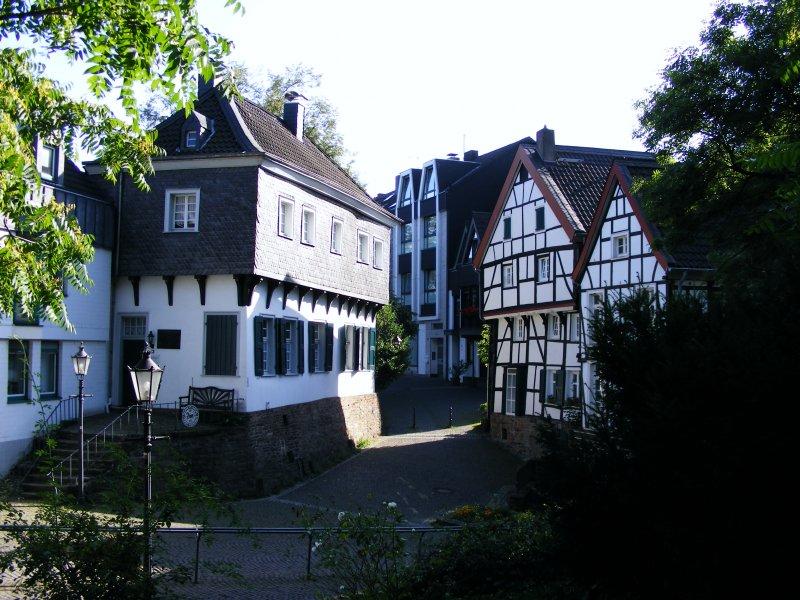 Lahr schwarzwald brunnen am alten rathaus mit for Fachwerkbauten deutschland