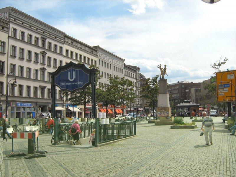 berlin neuk lln hermannplatz 2007 staedte. Black Bedroom Furniture Sets. Home Design Ideas