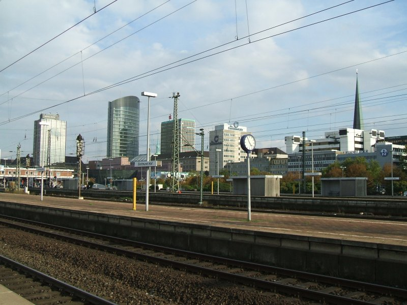 Parken Am Dortmunder Hauptbahnhof