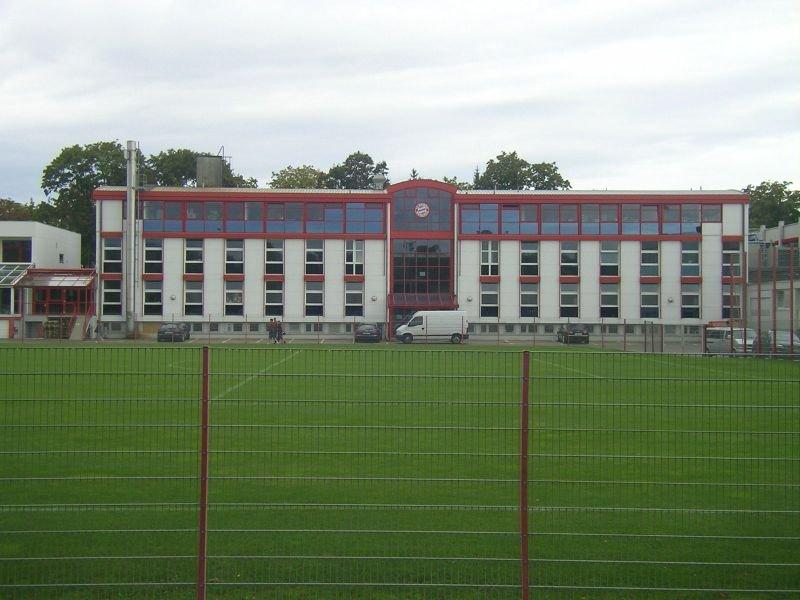 Fc Bayern Trainingsgelände