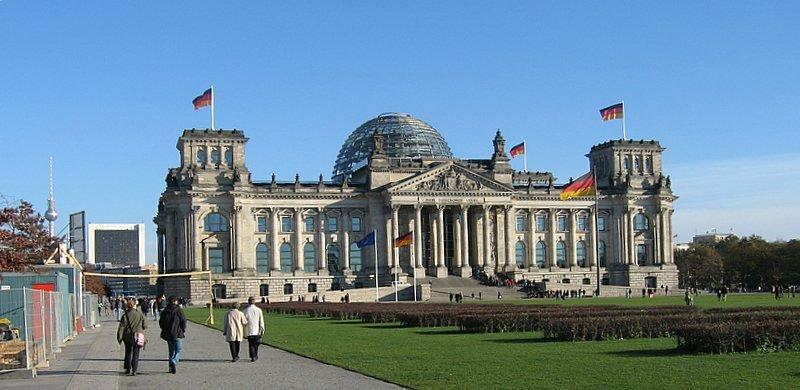 Reichstagsgebäude - JungleKey.de Bilder  Reichstagsgebä...