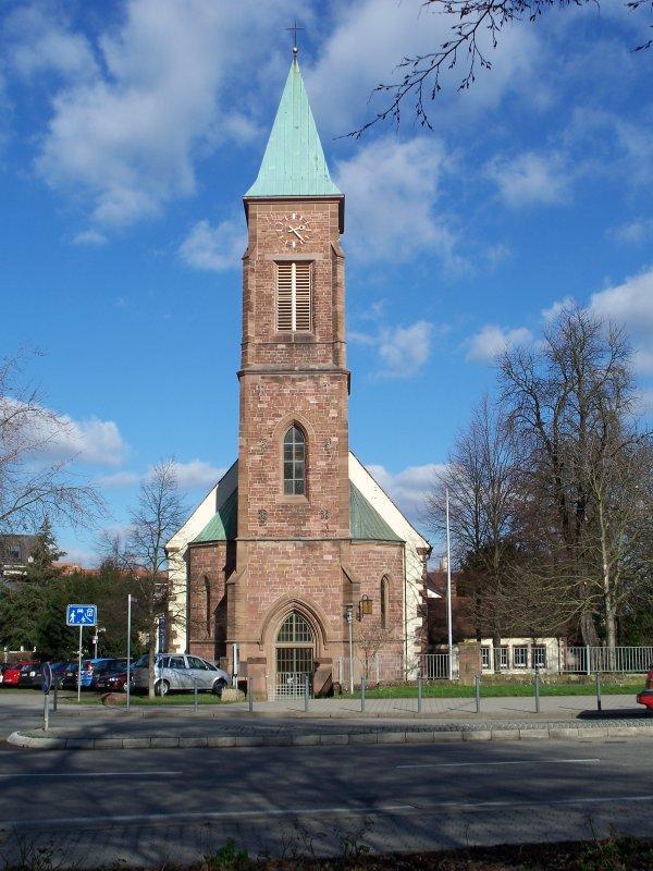 Kirche Nahe