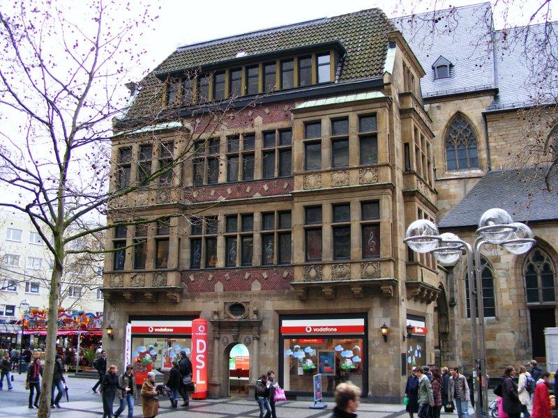Dortmund Veranstaltungen Innenstadt : ein haus in der dortmunder innenstadt am 3 april 2008 staedte ~ A.2002-acura-tl-radio.info Haus und Dekorationen