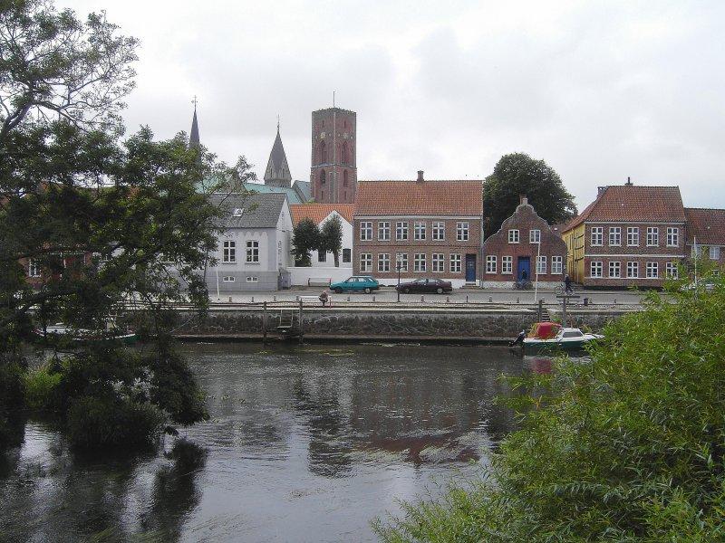 Wetter Ribe Dänemark