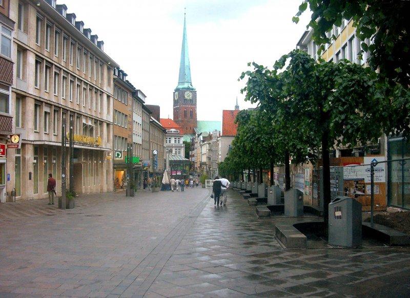 Lübeck Innenstadt