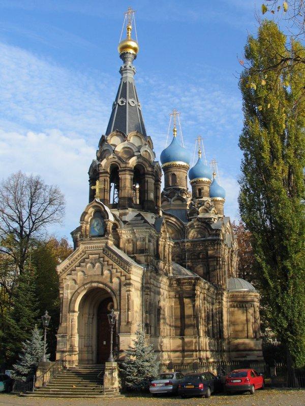 russisch orthodoxe kirche des heiligen simeon vom. Black Bedroom Furniture Sets. Home Design Ideas