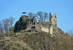 Altenahr - Burg bzw. Burgruine  Are  - 25.02.2015