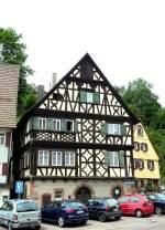 Baden w rttemberg fotos deutschland staedte for Fachwerkbauten deutschland