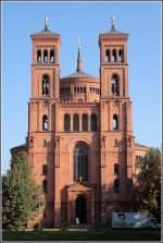 Die St. Thomas Kirche in Berlin. Aufnahmedatum: 22.09.2006