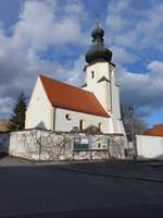 Pelchenhofen, Pfarrkirche St.