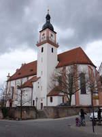 Hilpoltstein, Katholische Pfarrkirche St.