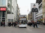 Berlin Checkpoint Charlie am 07.
