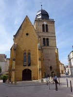 Paray-le-Monial, Tour Saint-Nicolas, erbaut im 16.