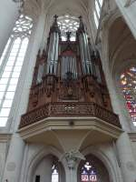 Saint-Nicolas-de-Port, Orgel in der Basilika St.